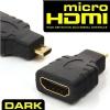 Dark Micro HDMI - HDMI Dönüştürücü